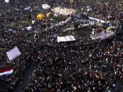 Ancora violenza in Piazza Tahrir