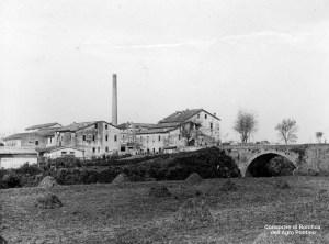La Cartiera in Contrada Ferriere di Conca 1930