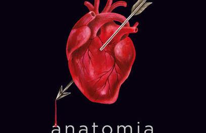 La copertina di Anatomia di un cuore selvaggio