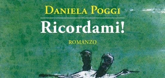 La copertina di Ricordami! di Daniela Poggi - Copia