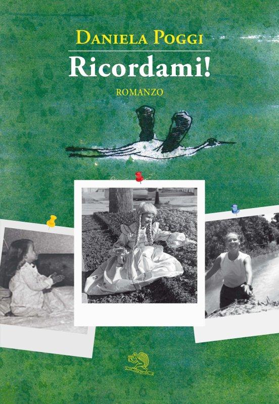 La copertina di Ricordami! di Daniela Poggi